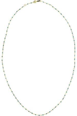 GIGI CLOZEAU 18kt yellow Classic Gigi ice beaded necklace