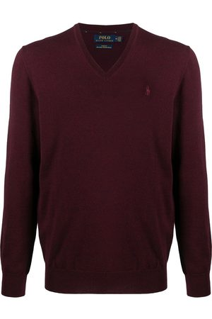 Polo Ralph Lauren V-neck knit jumper