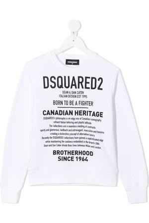 Dsquared2 Heritage-print sweatshirt