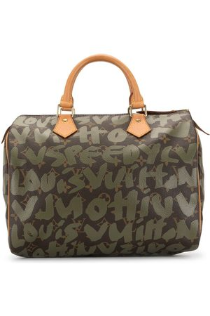 LOUIS VUITTON 2001 pre-owned Speedy 30 bag