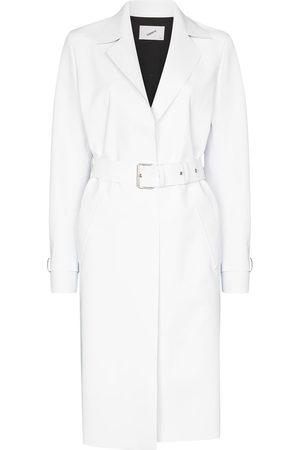 COPERNI Trompe-l'œil belted coat