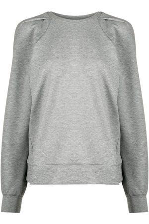 Karl Lagerfeld Volume sleeves sweatshirt