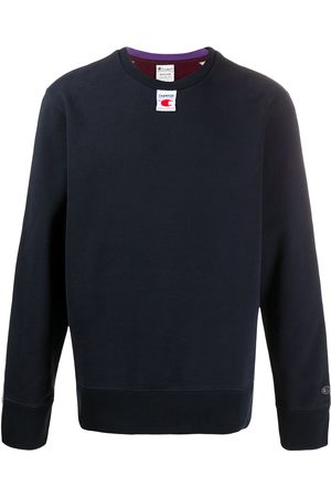 Champion Logo patch sweatshirt