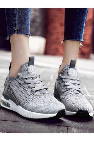 YOINS Flying Woven Sports Sneakers
