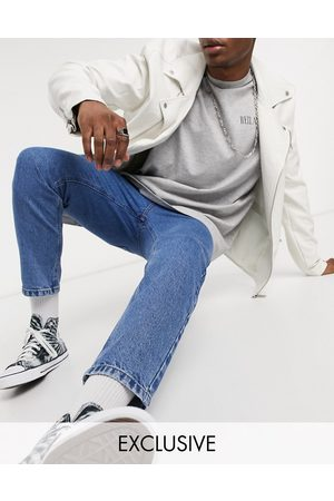 Reclaimed Vintage Inspired The '89 tapered jean in vintage wash