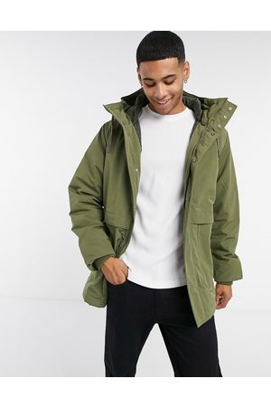 Selected Parka with recycled padding
