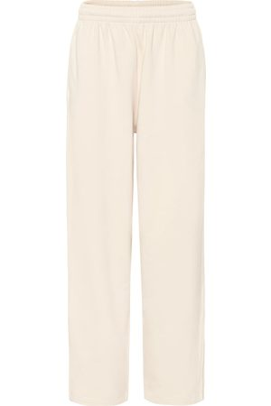 Balenciaga Cotton jersey trackpants
