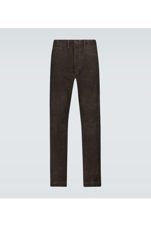 RRL Straight-fit corduroy pants