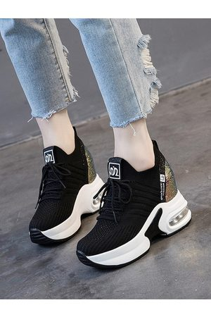YOINS Breathable Mesh Shoes Casual Shoes