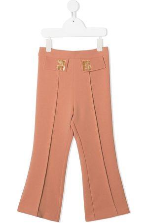 Elisabetta Franchi La Mia Bambina Flared trousers