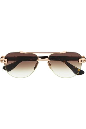 DITA EYEWEAR Grand-Evo Two aviator sunglasses