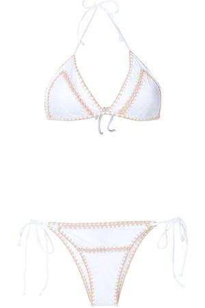 Brigitte Tati e Julia crochet bikini set