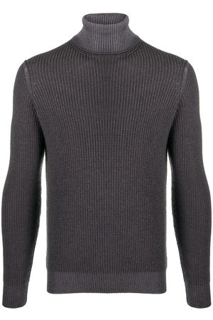 DELL'OGLIO Long sleeve roll neck jumper