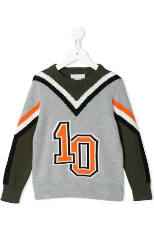Stella McCartney 10 crew neck jumper
