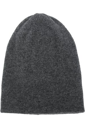 Brunello Cucinelli Boys Beanies - Knitted cashmere beanie