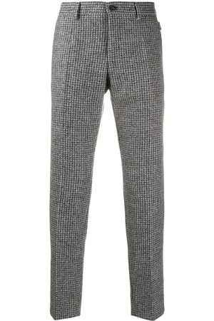 Dolce & Gabbana Checked tailored trousers