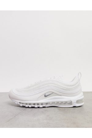 Nike Air Max 97 trainers in triple