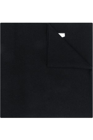 Dsquared2 Embroidered-logo scarf