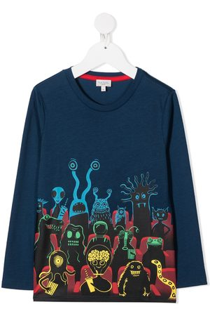 Paul Smith Monsters print T-shirt
