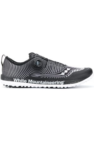 WHITE MOUNTAINEERING Boa low-top sneakers