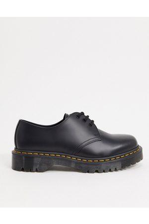 Dr. Martens 1461 bex platform 3-eye shoes in
