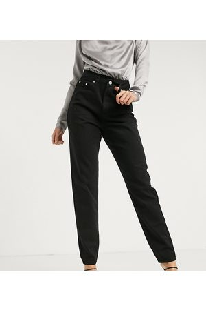 Missguided Riot highwaisted recycled denim mom jean in