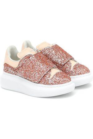 Alexander McQueen Glitter sneakers