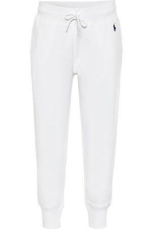 Polo Ralph Lauren Cotton-blend trackpants