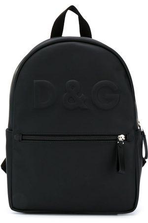 Dolce & Gabbana Logo-embossed backpack