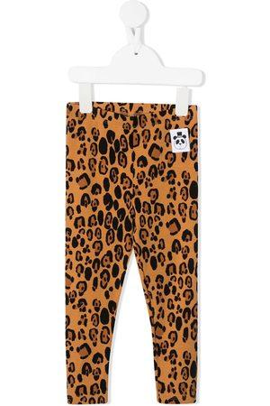 Mini Rodini Leopard print leggings