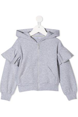 MONNALISA Ariel print hoodie
