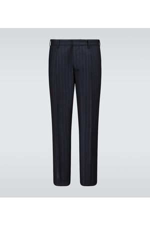 THE GIGI Men Formal Pants - Tonga pinstriped pants
