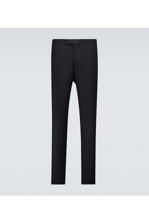 RAF SIMONS Ceremonial slim-fit pants