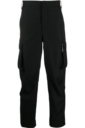 Givenchy Men Cargo Pants - Cargo pocket trousers