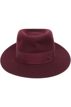 Le Mont St Michel Logo fedora hat