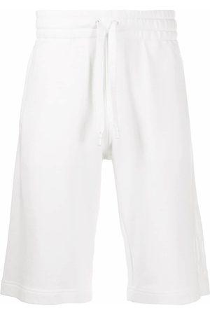Dolce & Gabbana Men Shorts - Crown logo track shorts