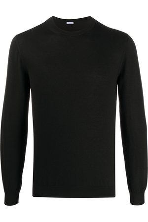 Malo Plain knit jumper