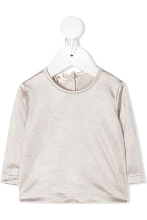Caffe' D'orzo Round neck long-sleeved T-shirt