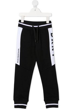 DKNY Logo tracksuit bottoms