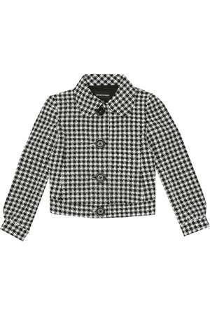 Emporio Armani Checked jacket