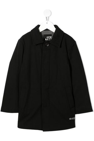 Paolo Pecora Concealed-front coat