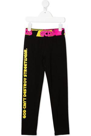 GCDS Branded leggings