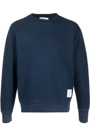 Thom Browne Garment-dyed cotton sweater