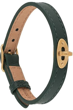 MULBERRY Bayswater thin 10mm leather bracelet