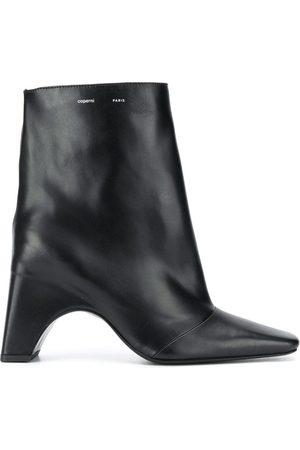 COPERNI Square toe ankle boots