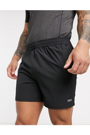 ASOS Icon training shorts in mid length with quick dry in