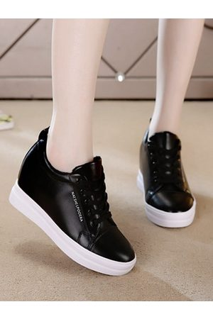 YOINS Casual Lace Up Sneakers