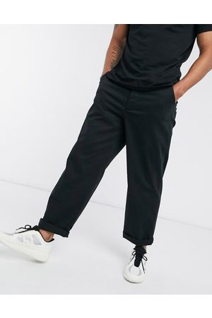 ASOS Chinos in wide fit in