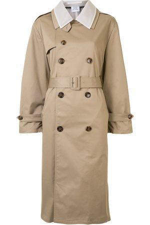 VETEMENTS Panelled trench coat