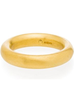 Shola Branson 14kt yellow ring